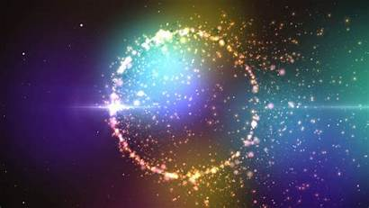 Moving Space 4k Wallpapers Relaxing Colorful Ring