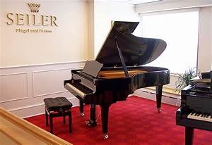 Lauzon Music | Seiler SE-208 Grand Piano Made in Germany ...