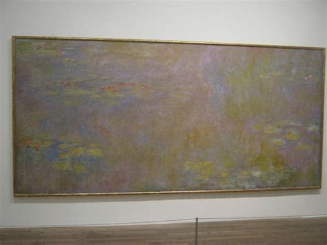 water lilies by monet picture of tate modern