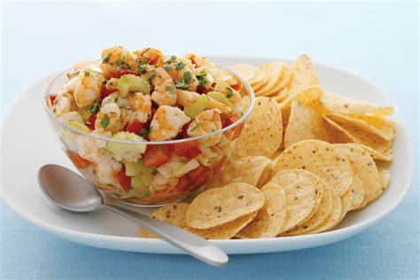 shrimp ceviche kraft recipes