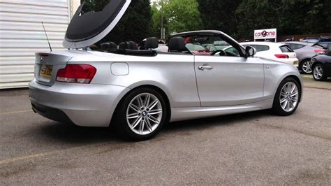 bmw serie 1 cabriolet bmw 1 series cabriolet 118 m sport 2 0 for sale at carzone redhill