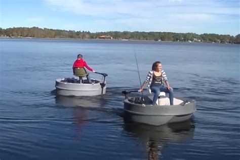 Pontoon Boat Bumpers For Sale by Ultraskiff Angler 360 The Bumper Boat Geekextreme