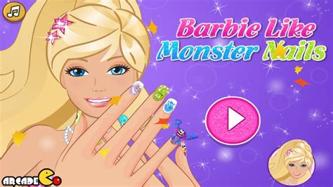 Disney Barbie Doll Game