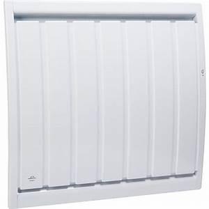Radiateur Inertie Douce : radiateur chaleur douce inertie horizontal air dou smart ~ Edinachiropracticcenter.com Idées de Décoration