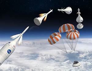 Launch abort motor case for Orion passes crucial test ...  Abort