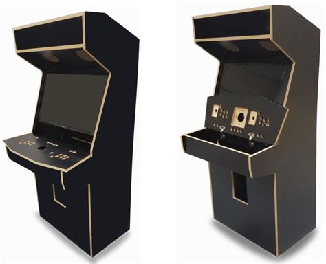custom arcade cabinet kits arcade cabinet kit for 32 quot easy assembly get the arcade of
