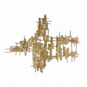 Sculpture Metal Murale : arqitecture metal tableau sculpture ornement ~ Teatrodelosmanantiales.com Idées de Décoration