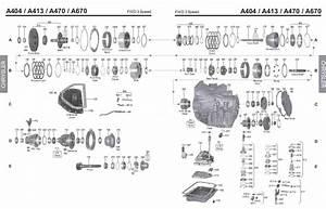 Transmission Repair Manuals A413    A404   A470    A670