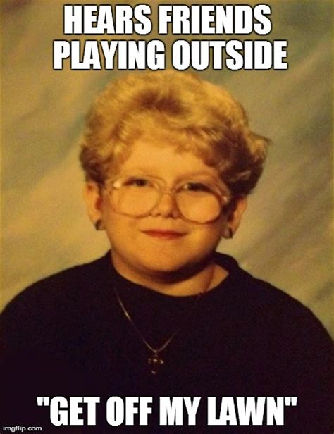 Old Girl Meme - 60 year old girl meme is funny enough to give you hot flashes