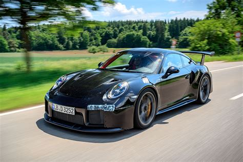 New Porsche 911 Gt2 Rs Prototype Ride Review