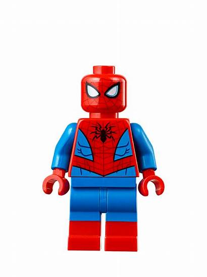 Lego Spiderman Spider Marvel Characters Transparent Heroes