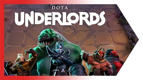 que vaut l auto chess dota underlords gameplay youtube