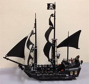 LEGO: The Black Pearl!!! (4184) | Kelsey Bang