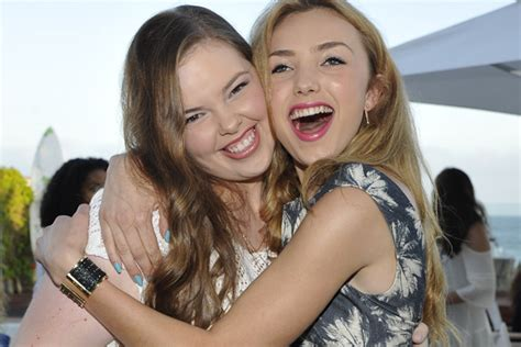 ?Bunk?D? Star Peyton List Hosts Private Party With Miranda May & Victoria Justice!   Miranda May