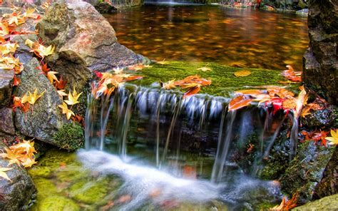 3d Wallpaper Waterfall by 3d Waterfall Wallpaper Free Nature Wallpapers
