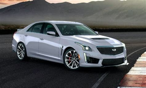 2019 cadillac cts v 2019 cadillac cts v pictures cargurus
