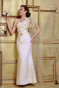 thai wedding dresses bride and joy pinterest With thailand wedding dress