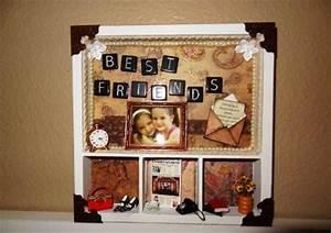 My Best Friend Shadow Box by MigdaliasCStudio on Etsy