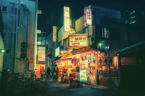 tokyo  animated   amazing