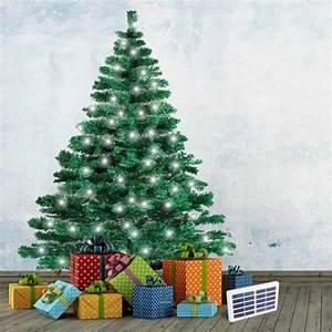 Künstlicher Weihnachtsbaum 180 Cm : k nstlicher weihnachtsbaum cortina 180 cm mit solar led beleuchtung ~ Buech-reservation.com Haus und Dekorationen