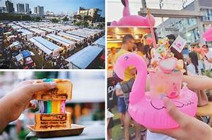 Bangkok's Famous Flea Market In Chatuchak Is Coming To