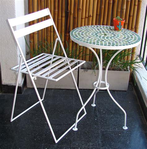 juegos de mesa  sillas  balcon yo jardin sillas