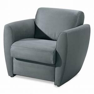 Fauteuil honfleur meubles et atmosphere for Tapis de souris personnalisé avec canapé 2 places faible profondeur