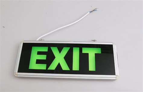exit sign nairobi safety shop limited