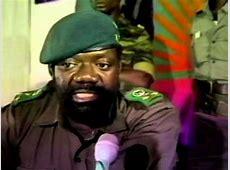 SABC TV News 1984 Savimbi [14] YouTube