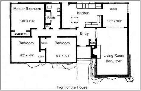 Standard Master Bedroom Size On Bedroom Inside Typical