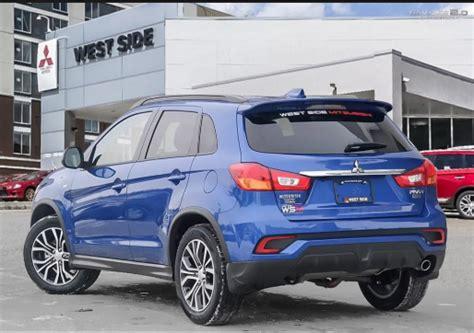 2019 Mitsubishi Rvr Towing, Capacity, &, Fuel, Economy