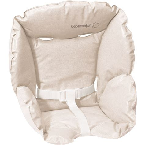 harnais bébé chaise haute coussin de chaise harnais bebe confort avis