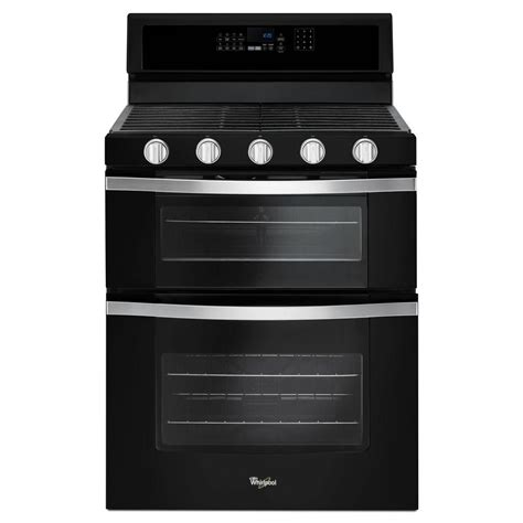 whirlpool 6 0 cu ft oven gas range with center