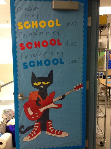 Pete The Cat Classroom Themes by Pete The Cat Pre K Ideas
