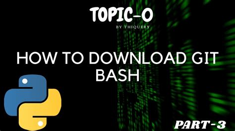 This application can start working just a few minutes after the first click for installation. DOWNLOAD GIT BASH||GIT FOR CODING||VERSION 2.28.0 FOR ...