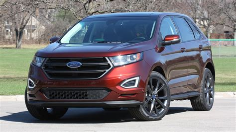 ford jeep 2015 ford edge vs 2015 jeep grand cherokee youtube