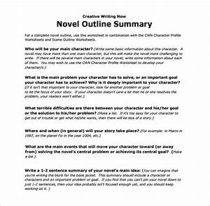 21 outline templates pdf doc free premium templates With writing a book template word