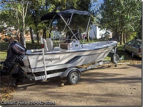 Flat Bottom Boats For Sale In Chattanooga Tn by 17 Foot Boats For Sale In Tn Boat Listings