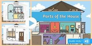 Piece De La Maison En Anglais : powerpoint avec audio les pi ces de la maison anglais lv ~ Preciouscoupons.com Idées de Décoration
