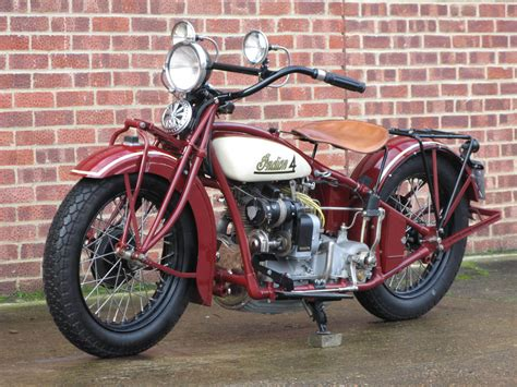 1931 Indian 402 1,266cc