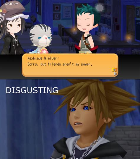 The Meme Disgusting Kingdom Hearts Your Meme