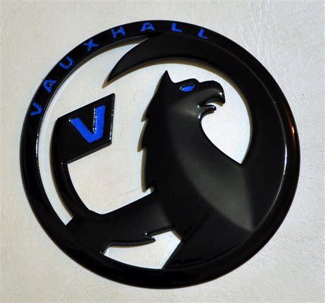 vauxhall vectra logo new vauxhall badge logo black astra corsa vectra zafira ebay