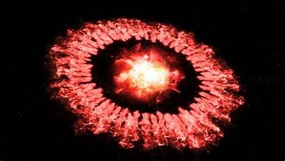 Supernova Dust 1987a Space Telescope Animation Cosmic