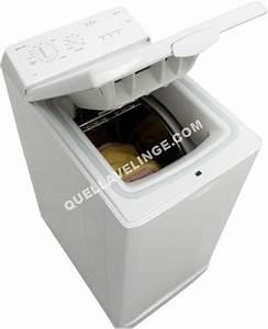 Machine à Laver Ouverture Dessus : lave linge aya alt1000 1 au meilleur prix ~ Melissatoandfro.com Idées de Décoration