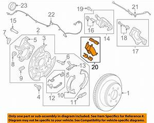 34 Ford F150 Parking Brake Diagram
