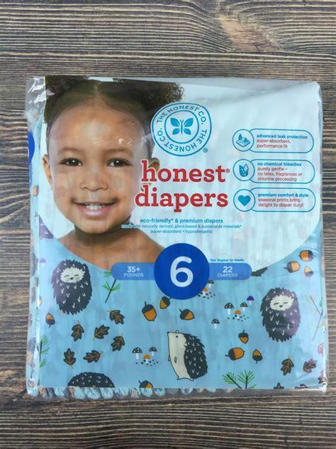 Honest Company Diaper Bundle Review + Free Trial Offer ...