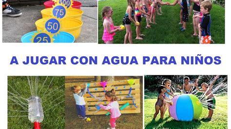 Consiste en seleccionar de un grupo de palabras las palabras llanas agudas y esdrújulas en este orden y hay 6 de cada tipo. juegos para niños con agua - YouTube