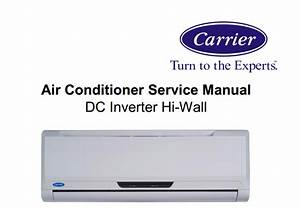Carrier - Service Manual