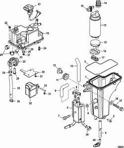 Mercury Marine 40 Hp Efi  4 Cylinder   4