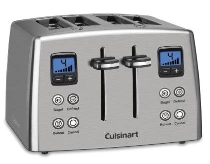 Best 4 Slice Toaster To Buy by Best 4 Slice Toasters To Buy For 100